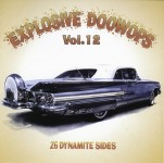 CD - VA - Explosive DooWops Vol. 12