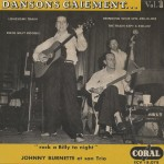 Single - Johnny Burnette - Dansons Gaiement Vol. 1
