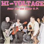 Single - Hi-Voltage - Four for the Floor