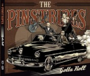 CD - Pinstripes - Gotta Roll