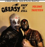 LP - VA - Greasy Rock And Roll Vol. 13