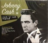 CD - Johnny Cash - Rock'n'Roll Legend