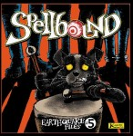 Single - Spellbound - Earthquake Files No. 5 - Black Vinyl