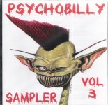 CD - VA - Psychobilly Sampler Vol. 3