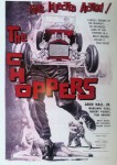 Poster DIN A3 - The Choppers