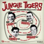 CD - Jungle Tigers - Tornado Friends Vol. 1