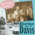 CD - Gene 'Bo' Davis - Let's Coast Awhile