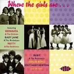 CD - VA - Where The Girls Are Vol. 1