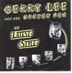 Single - Gerry Lee & The Wanted Men - The Latest Style