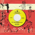 Single - Glen Cooper - Just Rockin, These Blues Are Driving Me Mad