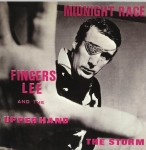 Single - Fingers Lee & The Upper Hand - The Midnight Race / The Storm