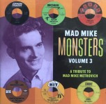 CD - VA - Mad Mike Monsters - Vol. 3