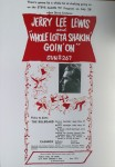 DIN A3 Poster - Jerry Lee Lewis - Whole Lotta Shakin' Goin'