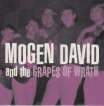 Single - Mogen David and the Grapes Of Wrath - Little Girl Gone