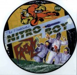 LP - Frenzy - The Fantastic Nitro Boy