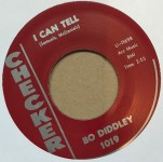 Single - Bo Diddley - You Can?t Judge A Book By The Cover / I Can Tell