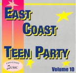 CD - VA - East Coast Teen Party Vol. 10