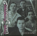 CD - Eddie & The Scorpions - In Love Or Insane