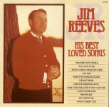 LP - Jim Reeves - His Best Loved Songs