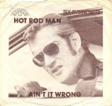 Single - TEX Rubinowitz - Hot Rod Man, Ain't It Wrong