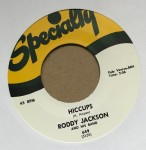 Single - Roddy Jackson - Hiccups / There's A Moose On The Loose