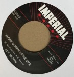 Single - Roy Brown - Slow Down Little Eva / The Tick Of The Clock