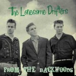 CD - Lonesome Drifters - From The Backwoods