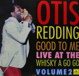 LP - Otis Redding - Good To Me - Live At The Whisky A Go Go - Vol. 2
