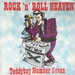 CD - VA - Rock 'N' Roll Heaven - Teddyboy No. 7