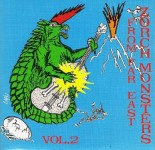CD - VA - Zorch Monsters From Far East Vol. 2