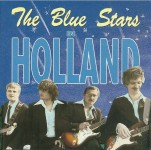 CD - Blue Stars - In Holland