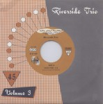 Single - Riverside Trio - Jukebox Baby, Juke Joint Johnny
