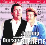 CD - Burnette Bros & Others - Like What We Wrote Vol. 3
