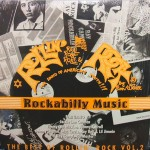 LP - VA - Rockabilly Man: The Best of Rollin Rock Vol. 2
