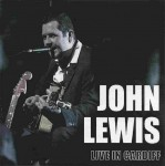 CD - John Lewis Solo - Live In Cardiff
