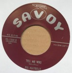 Single - Big Maybelle - That?s A Pretty Good Love / Tell Me Who
