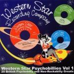 CD - VA - Western Star Psychobillies Vol. 1