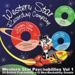CD - VA - Western Star Psychobillies Vol. 1