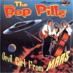 CD - Bop Pills - Devil Girl From Mars