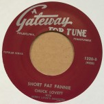 Single - Rufus Gordon - Long Tall Sally / Chuck Lovett - Short Fat Fannie