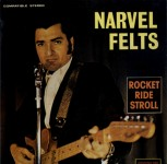 LP - Narvel Felts - Rocket Ride Stroll