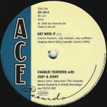 Single - Charlie Feathers With Jody & Jerry - 1. Get With It, Tongue Tied Jill