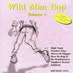 CD - VA - Wild Men Bop Vol. 4