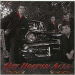 CD - Hot Boppin Aces - self titled