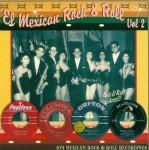 CD - VA - El Mexican Rock And Roll Vol. 2