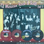 CD - VA - El Mexican Rock And Roll Vol. 2