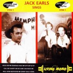 10inch - Jack Earls - Living Mono