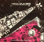 CD - Nick Oliveri And The Mondo Generator - Dead Planet: Sonic Slow Motion Trails