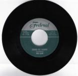 Single - VA - Fred Clark - Ground Hog Snooper, Young John Watson - Space Guitar