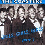 CD - Coasters - Girls, girls, girls part 1